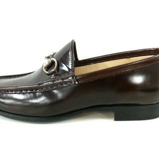 グッチ(Gucci)のグッチ ローファー 35 1/2C レディース(ローファー/革靴)