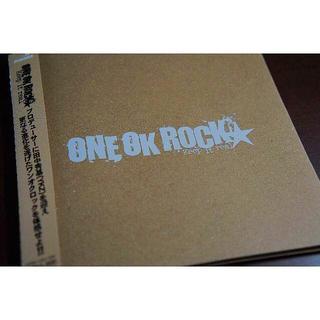 ONE OK ROCK - 【激レア新品同様】ONE OK ROCK /ワンオク Keep it real