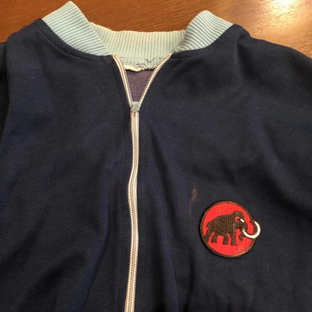 Mammut(マムート)の★マームトアメリカジャージ メンズのジャケット/アウター(ブルゾン)の商品写真
