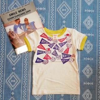 DENIM DUNGAREE - ベアTシャツ