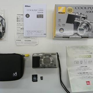 Nikon - ニコン Nikon COOLPIX A900 美品 保証2年保証 送料込