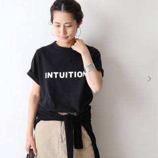 フレームワーク(FRAMeWORK)のロゴT(Tシャツ/カットソー(半袖/袖なし))