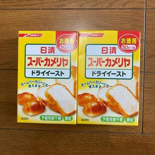 ニッシンセイフン(日清製粉)のドライイースト(パン)