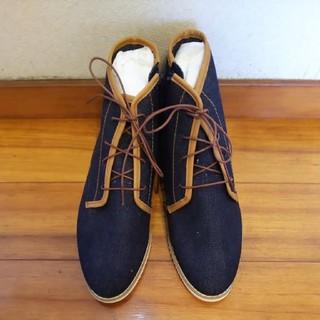 ベルメゾン(ベルメゾン)の新品❗️日本製❗️ショートブーツ❗️(ブーツ)