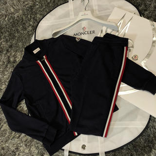 MONCLER - モンクレール 正規品 スウェットセットアップ サイズ14A