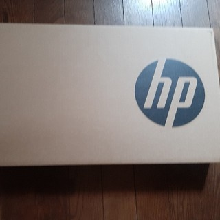 ヒューレットパッカード(HP)の新品未開封 HP 15-db 15.6型 Windows10 ピュアホワイト(ノートPC)