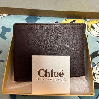 クロエ(Chloe)のメンズ 二つ折り クロエ財布(折り財布)