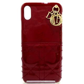 クリスチャンディオール(Christian Dior)のクリスチャンディオール 携帯電話ケース(モバイルケース/カバー)