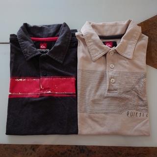 クイックシルバー(QUIKSILVER)のQUIKSILVER ポロシャツ 2枚(Tシャツ/カットソー)