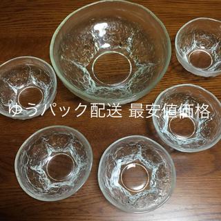東洋佐々木ガラス - ソーメン 皿 セット