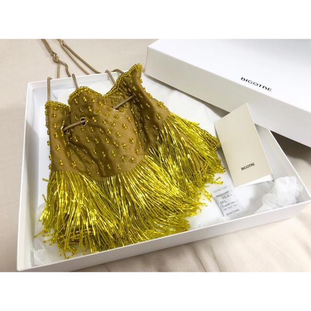BEAUTY&YOUTH UNITED ARROWS(ビューティアンドユースユナイテッドアローズ)のBIGOTRE◆箱付き レディースのバッグ(ショルダーバッグ)の商品写真