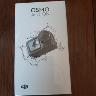 新品未開封 DJI OSMO ACTION