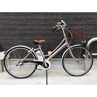 パナソニック(Panasonic)の地域限定 パナソニック ビビ ライトF 新基準 シティ 神戸市 電動自転車(自転車本体)