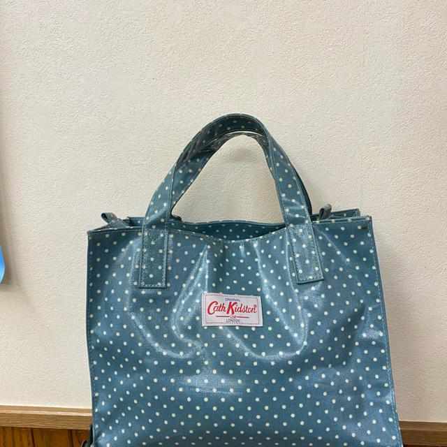 Cath Kidston(キャスキッドソン)のキャスキッドソントートバック レディースのバッグ(トートバッグ)の商品写真