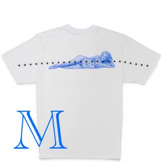 フラグメント(FRAGMENT)の✨定価以下✨SEQUEL シークエル ガール バックプリント Tシャツ M✨(Tシャツ/カットソー(半袖/袖なし))