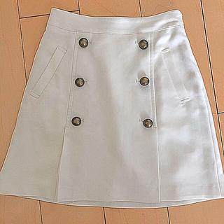 プロポーションボディドレッシング(PROPORTION BODY DRESSING)の【新品未使用】プロポーション台形スカート(ひざ丈スカート)