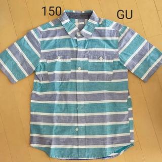 GU - 150 GU 半袖シャツ