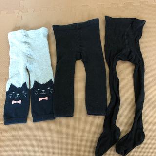 ユニクロ(UNIQLO)のレギンス タイツ(靴下/タイツ)