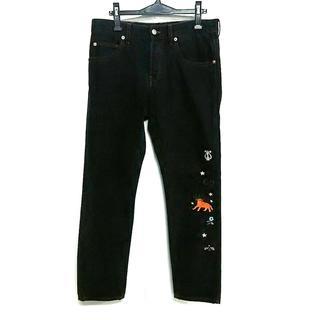 グッチ(Gucci)のグッチ ジーンズ サイズ32 XS メンズ 刺繍(デニム/ジーンズ)