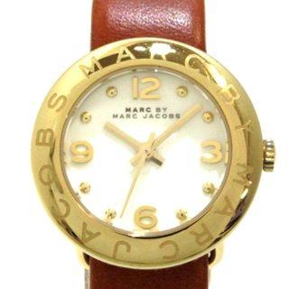 マークバイマークジェイコブス(MARC BY MARC JACOBS)のマークジェイコブス 腕時計美品  MBM8575(腕時計)