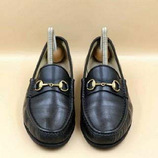 グッチ(Gucci)のGUCCI ホースビットローファー 37 24cm(ローファー/革靴)
