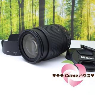 ニコン(Nikon)のニコン AF-S DX 18-105mm☆手振れ補正つき☆859-1(レンズ(ズーム))