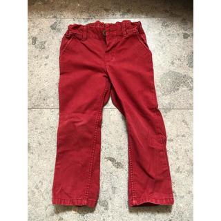エイチアンドエム(H&M)のH&M パンツ 赤 90(パンツ/スパッツ)