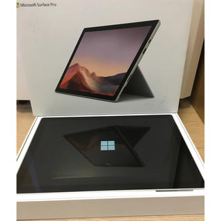 Microsoft - Surface Pro 7 i5/8GB/128GB/VDV00014/プラチナ