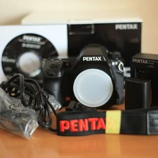 PENTAX - ペンタックス  Pentax  K-5  元箱付