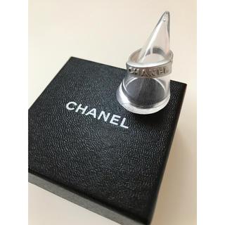 シャネル(CHANEL)のシャネル指輪(リング(指輪))