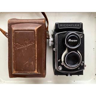 リコー(RICOH)のRICOHFLEX  二眼レフカメラ(フィルムカメラ)