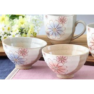Francfranc - 新品 美濃焼 茶碗 ペア 皿 陶器 ZARA H&M