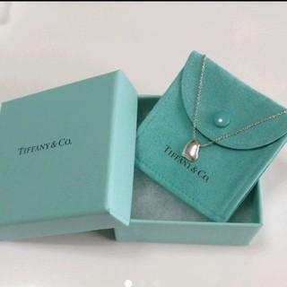 Tiffany & Co. - *美品*ティファニー ネックレス☆保存袋と保存箱付き!