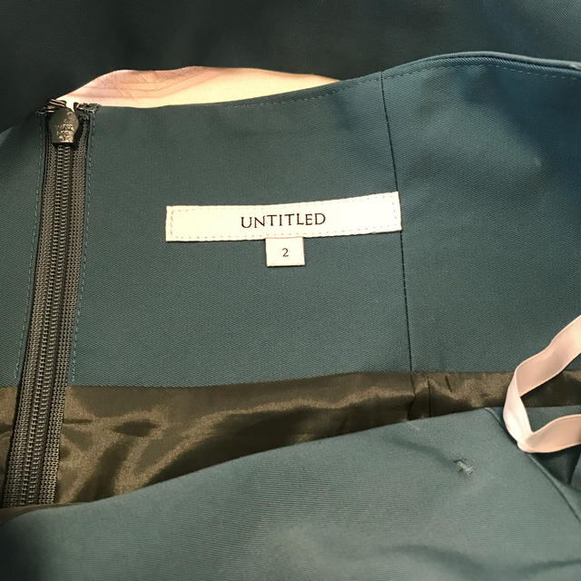 UNTITLED(アンタイトル)のアンタイトル レディースのスカート(ひざ丈スカート)の商品写真