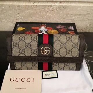 Gucci - GUC◑CI◔ ◕グ♡ッチ 長財布