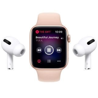 アップル(Apple)のApple Watch Series 5×Airpods pro セットです!(腕時計(デジタル))