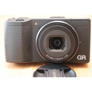 リコー(RICOH)のRICOH GR APS-Cセンサー(コンパクトデジタルカメラ)