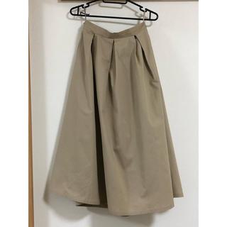 merlot - メルロー 膝下スカート