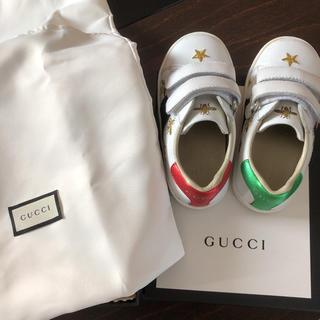 Gucci - グッチ キッズ シューズ