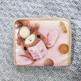 サンリオ(サンリオ)のsugar bunnies折り財布(財布)