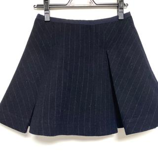 サカイラック(sacai luck)のサカイラック ミニスカート サイズ1 S美品 (ミニスカート)