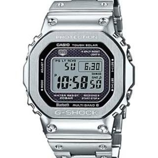 ジーショック(G-SHOCK)の新品未使用 CASIO G-SHOCK GMW-B5000D-1JF フルメタル(腕時計(デジタル))