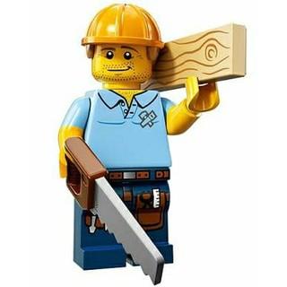 Lego - レゴ(LEGO) ミニフィギュア シリーズ13大工 71008