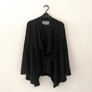 ビアッジョブルー(VIAGGIO BLU)のビアッジョブルー♡シャツジャケット(ノーカラージャケット)