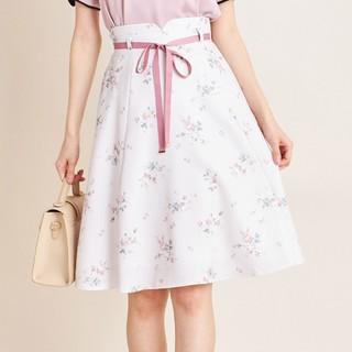 tocco - 【新品未使用 8/31以降削除】tocco closet 花柄フレアスカート