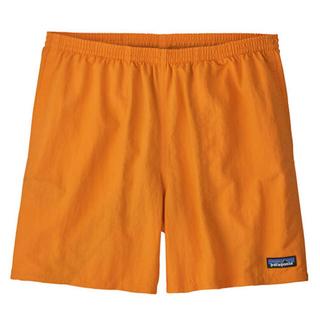 patagonia - 新品未使用品 patagonia バギーズショーツ MAN オレンジ Sサイズ