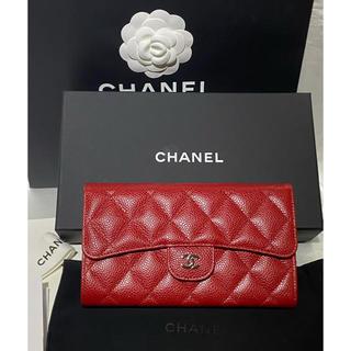 CHANEL - ●【●新品】CHANEL シャネル 長財布 クラシック フラ❥ップ ♧ウォレット