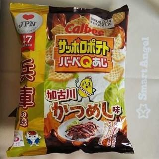 カルビー(カルビー)のサッポロポテト ご当地 兵庫県 加古川 かつめし(菓子/デザート)
