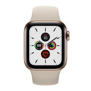 アップルウォッチ(Apple Watch)のApple Watch  series5 Wi-Fi+Cellular 40mm(腕時計(デジタル))