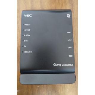 NEC - NEC Aterm WG1200HS2 wifiルータ